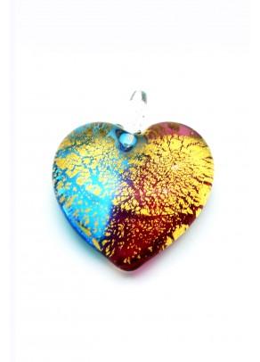 Pendant Passione - Romanian Heart
