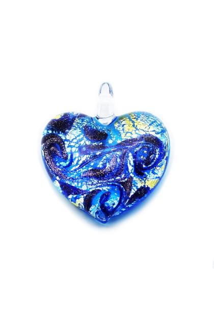 Pandantiv Passione - Blue Mosaic