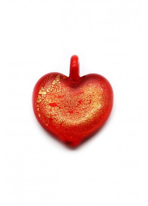 Pandantiv Passione - Fiery Lava Heart