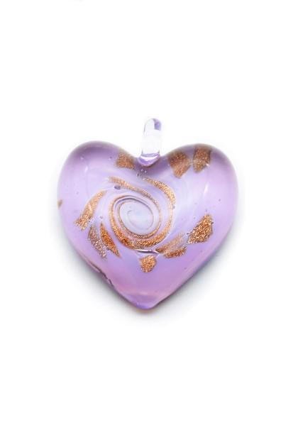 Passione Pandantiv - Glitter on Lilac