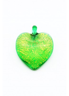 Pendant Passione - Gold'n'Green