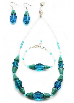 Murano Set Amaris - 3 piece