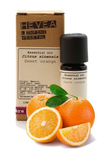 Ulei esential de portocala bio