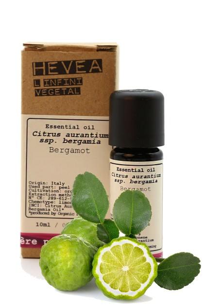 Organic Bergamot Essential Oil