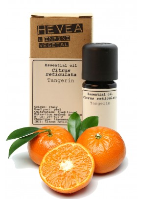 Organic Tangerin Essential Oil