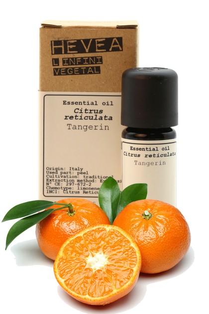 Ulei esential de tangerina bio