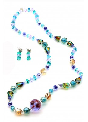 Murano Set Spring Time - 2 piece