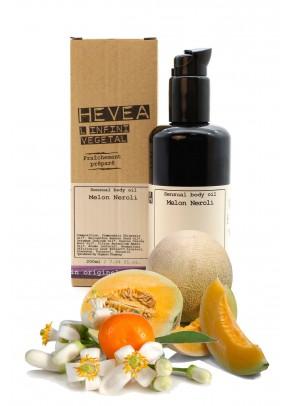Organic sensual body oil Melon Neroli - 200 ml