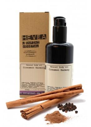 Ulei de corp senzual bio Cinnamon Harmony cu scortisoara, susan si rozmarin - 200 ml