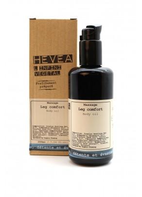 Ulei de masaj aromaterapeutic bio Leg Comfort pentru picioare cu chiparos si rozmarin - 200 ml