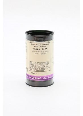 Saruri de baie SPA cu uleiuri pretioase bio de chiparos si arbore de ceai (Happy Feet) - 90 ml