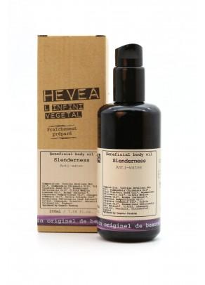Ulei detoxifiant, anticelulitic bio Anti-Water Slenderness cu alune de padure, chiparos, ienupar - 200 ml