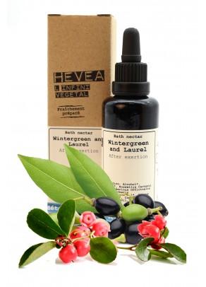 Nectar de baie bio SPA de lux cu tamaie, copaiba si dafin