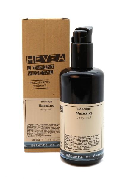 Ulei de masaj stimulant aromaterapeutic bio cu Gaultheria, ienupar, piper negru - 200 ml