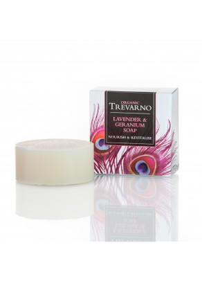 Organic Lavender & Geranium Soap