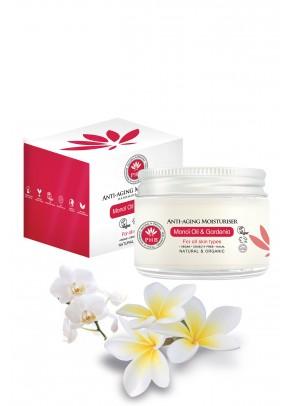 Anti-aging Moisturiser with Monoï Oil and Gardenia
