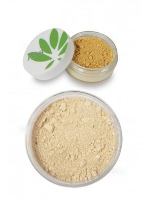 Fond de ten pudra natural cu SPF (Cream)