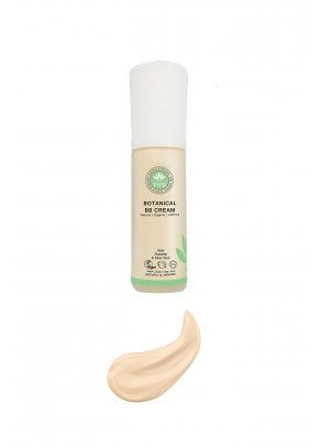 BB Organic Cream with aloe vera and rosehip oil SPF 15 (Porcelain)
