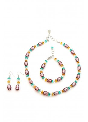 Murano Set Lory - 3 piece