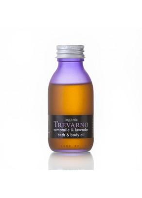 Camomile & Lavender Organic Bath & Body Oil - 30ml