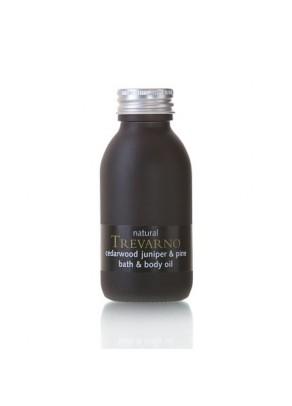 Cedarwood, Juni & Pine Organic Bath & Body Oil