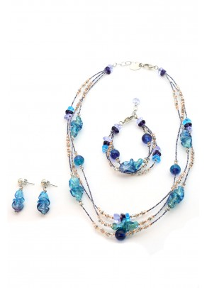 Murano Set Laura - 3 piece