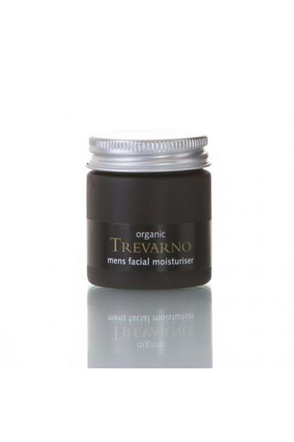 Crema de fata hidratanta bio pentru barbati cu unt de cacao, palisandru si lemongrass - 30ml