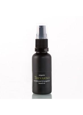 Sandalwood & Bergamot Organic Beard Oil - 5ml