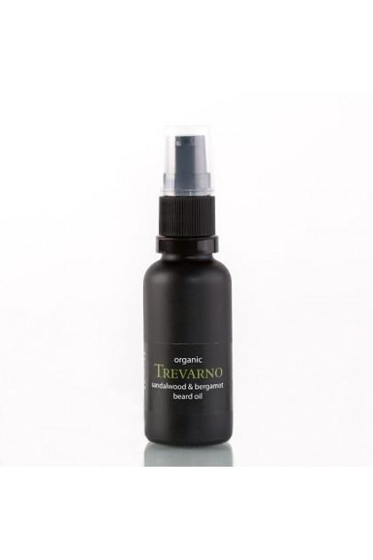 Sandalwood & Bergamot Organic Beard Oil - 5 ml