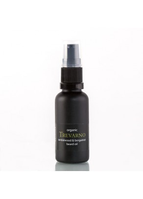 Sandalwood & Bergamot Organic Beard Oil - 30ml