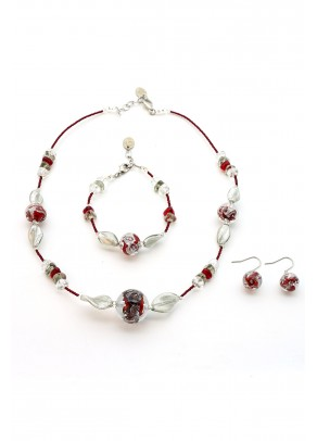Murano Set Amena - 3 piece
