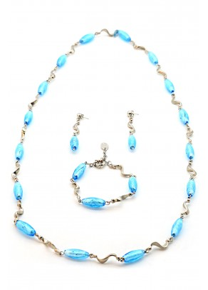 Murano Set Ingrid - 3 piece