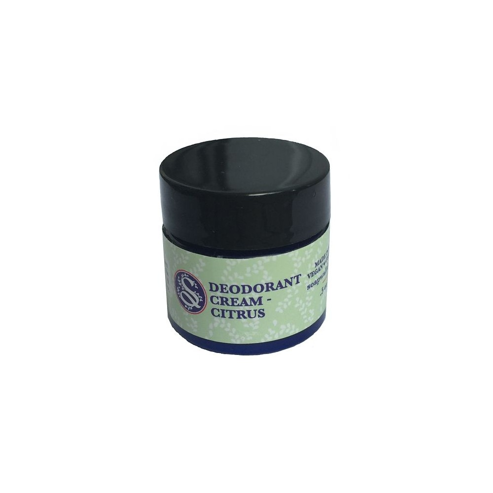 organic deodorant cream with shea butter lime and vanilla oil travel size authentic plaza. Black Bedroom Furniture Sets. Home Design Ideas
