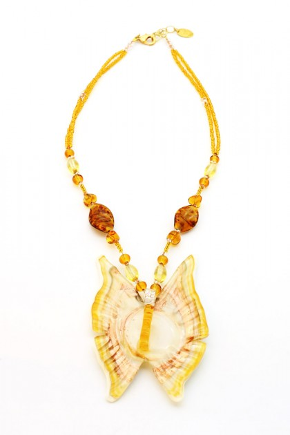 Fluture MM Necklace