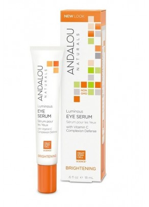 Luminous Eye Serum (with Vitamin C and Organic Fruit Stem Cells)