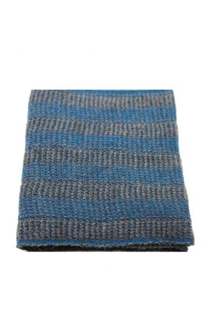 El Silencio-baby alpaca fine shawl