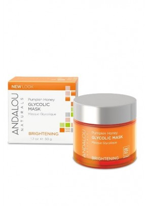 Pumpkin Honey Glycolic Mask (with Vitamin C and Organic Fruit Stem Cells)