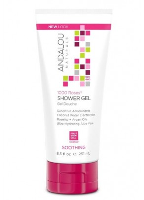 1000 Roses Soothing Shower Gel (with Organic Fruit Stem Cells)
