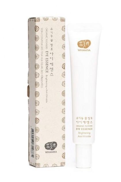 Organic Flowers Eye Essence with Adenosine and Murumuru - 30 ml