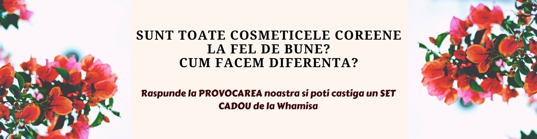 Cosmetice Coreene Bio Whamisa Authentic Plaza